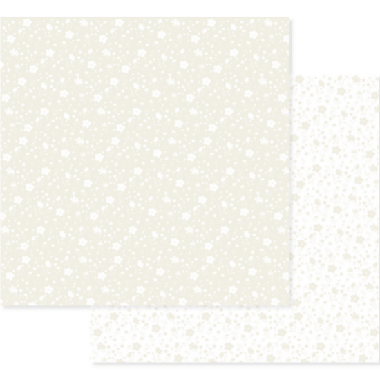 Papel-Scrapbook-Decore-Crafts-305x315cm-2004-31-Marfim-Floral