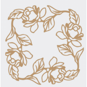 Aplique-Charme-Decore-Crafts-10x15cm-2101-42-Floral-Moldura-em-MDF