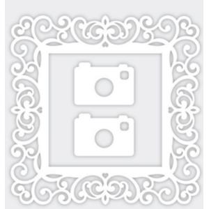 Aplique-Charme-Decore-Crafts-10x15cm-2101-47-Moldura-e-Maquina-Branco