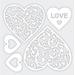Aplique-Charme-Decore-Crafts-10x15cm-2101-48-Coracao-Renda-Branco