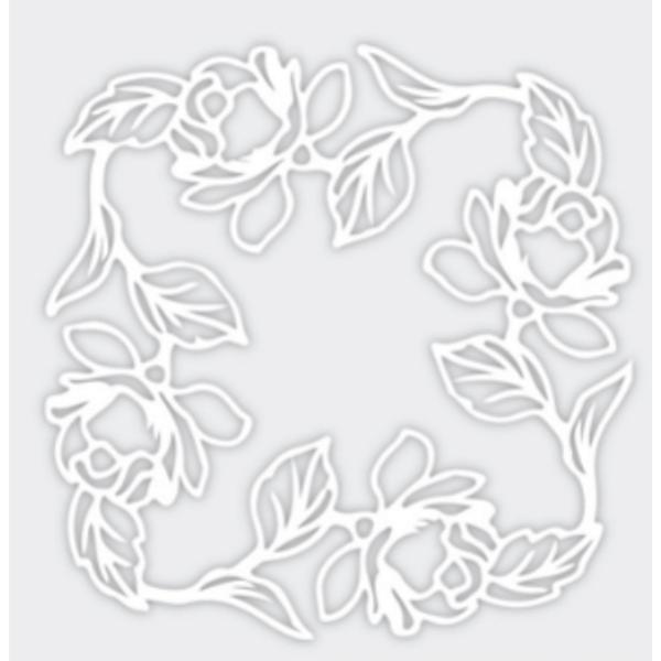 Aplique-Charme-Decore-Crafts-10x15cm-2101-50-Floral-Moldura-Branco
