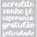 Aplique-Charme-Decore-Crafts-10x15cm-2102-29-Palavras-VI-Branco