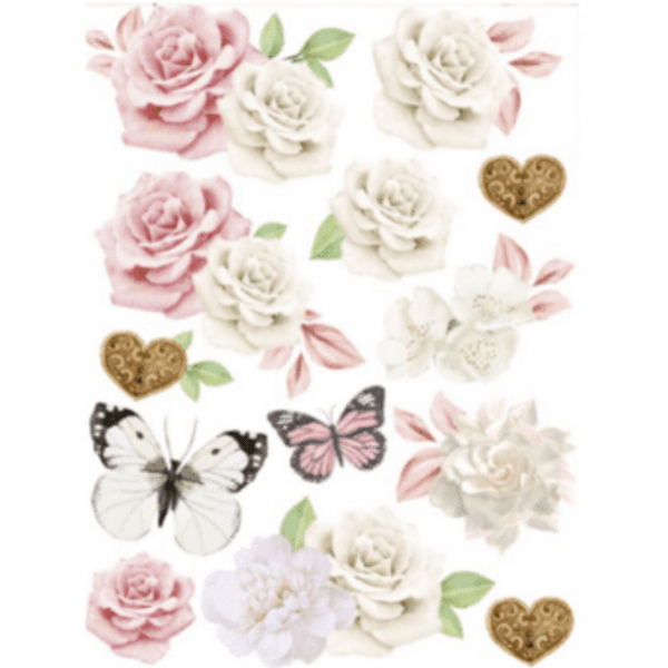 Adesivo-de-Papel-Decore-Crafts-10x15cm-2021-54-Encanto-Floral