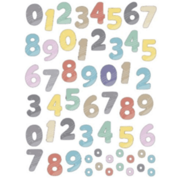 Adesivo-de-Papel-Decore-Crafts-10x15cm-2021-58-Baby-Numeros-I