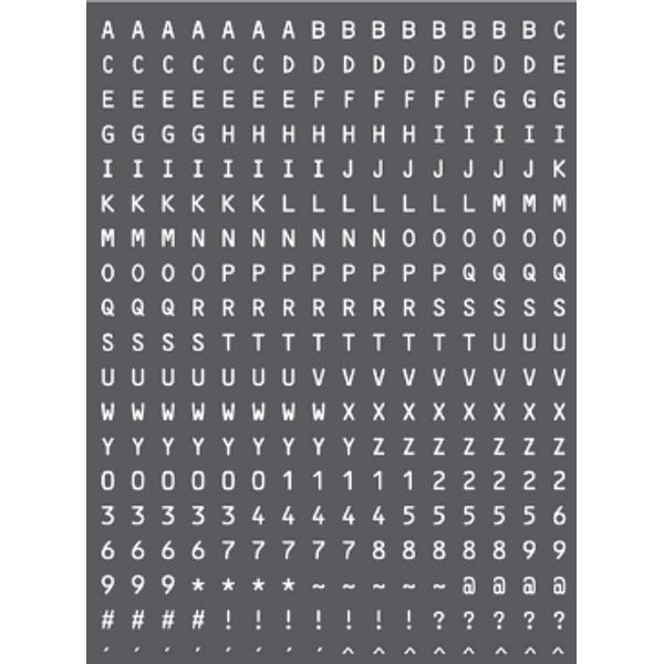 Adesivo-de-Papel-Decore-Crafts-10x15cm-2102-21-Mini-Alfabeto