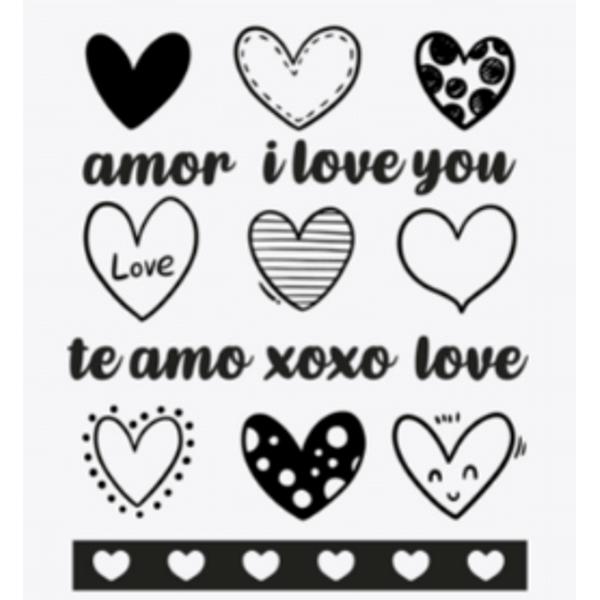 Carimbo-de-Silicone-Decore-Crafts-9x11cm-2101-19-Puro-Amor