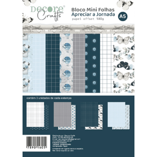 Bloco-de-Papel-para-Scrapbook-Decore-Craft-148X21cm-2102-14-Apreciar-a-Jornada-A