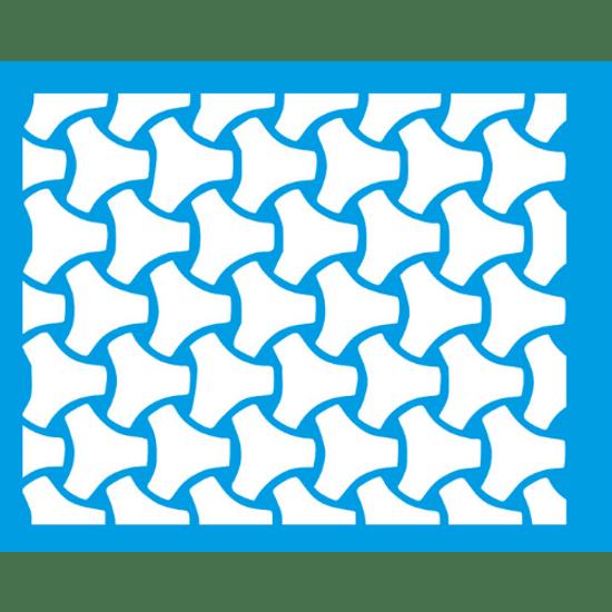 Stencil-Litocart-25x20cm-LSG-182-Estamparia-Trelica