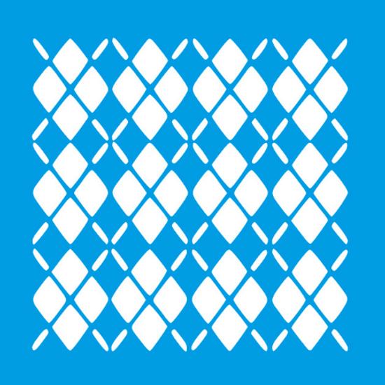 Stencil-Litocart-20x20cm-LSQ-222-Estamparia-Xadrez