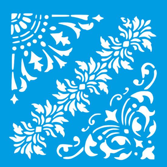 Stencil-Litocart-20x20cm-LSQ-223-Cantoneiras-e-Barrado