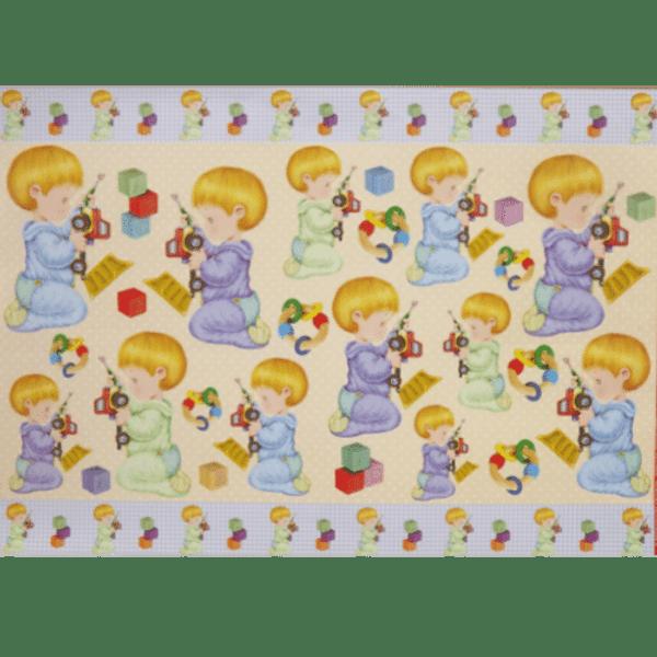 Papel-Decoupage-Litocart-34x48cm-LD-306-Menininho-e-Brinquedos