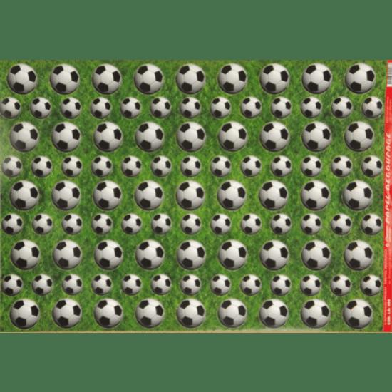Papel-Decoupage-Litocart-34x48cm-LD-490-Bola-de-Futebol