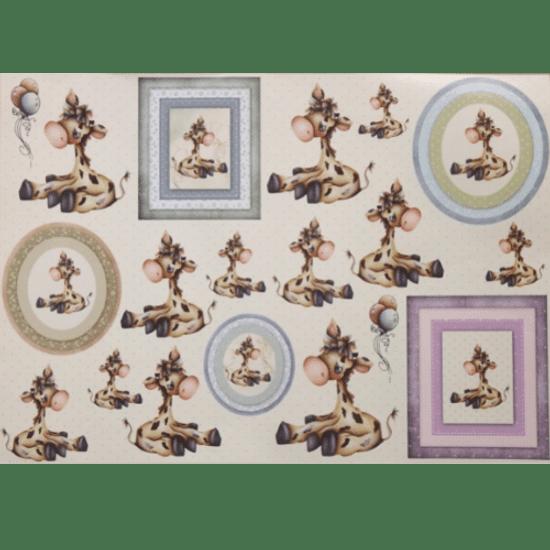 Papel-Decoupage-Litocart-34x48cm-LD-649-Girafinha