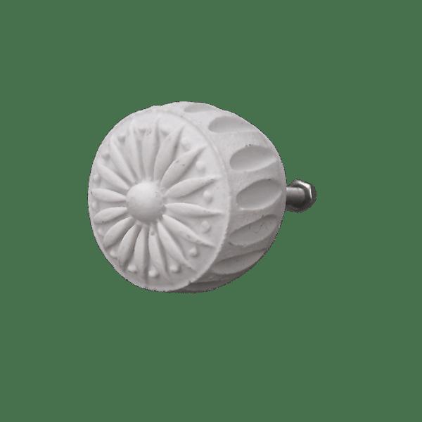 Puxador-de-Gaveta-Margarida-3x3-Resina-Branco