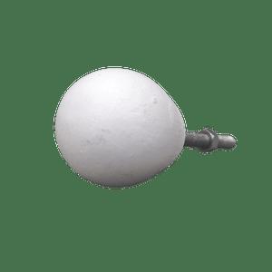 Puxador-de-Gaveta-Redondo-3x3-Resina-Branco