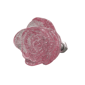 Puxador-de-Gaveta-Flor-Rosa-25x25-Resina-Transparente-Rosa