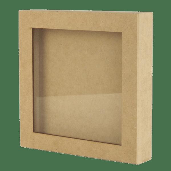 Quadro-Scrapbook-em-MDF-17x17-com-Vidro---Palacio-da-Arte