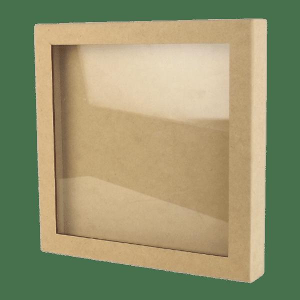 Quadro-Scrapbook-em-MDF-23x23-com-Vidro---Palacio-da-Arte