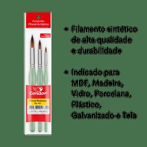 Kit-Pinceis-Artisticos-Condor-403-com-3-Unidades