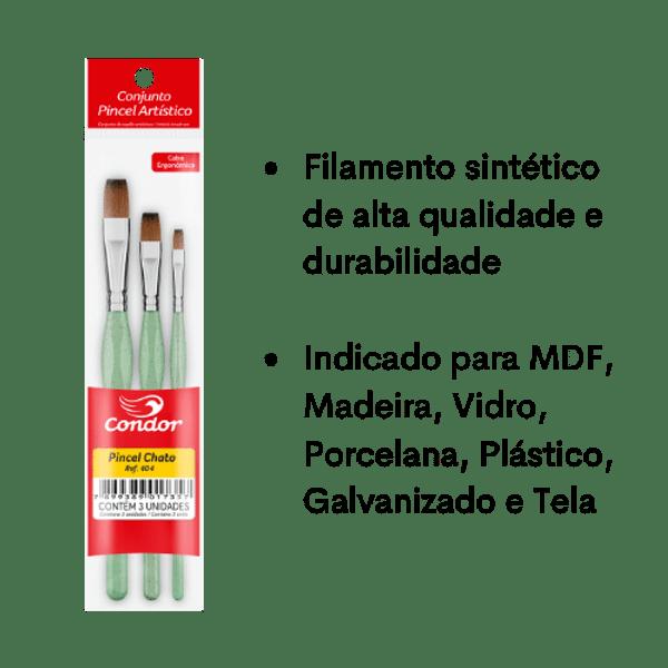 Kit-Pinceis-Artisticos-Condor-404-com-3-Unidades