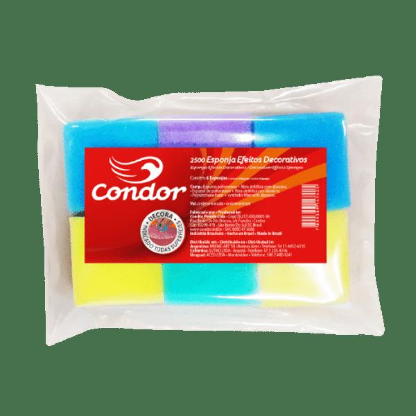 Esponja-Artistica-para-Efeito-Textura-Condor-2500-com-6-pecas