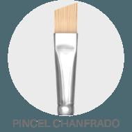 Pincel - Chanfrado