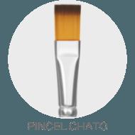 Pincel - Chato