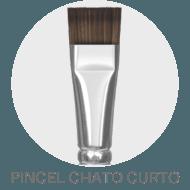 Pincel - Chato Curto