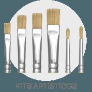 Pincel - Kits Artísticos