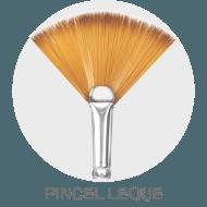 Pincel - Leque