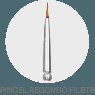 Pincel - Redondo Filete