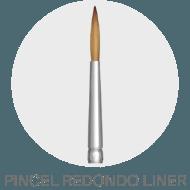 Pincel - Redondo Liner