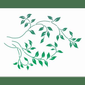 Stencil-Opa-20x25-3120-Folhas-IV