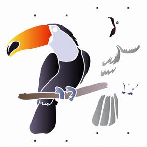 Stencil-Opa-305x305-3142-Animais-Tucano