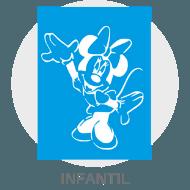 Stencil - Infantil