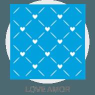 Stencil - Love Amor