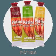 Tintas - Patina