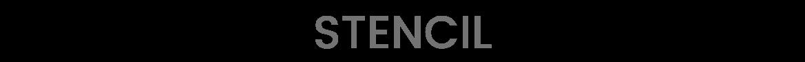 Stencil - Nome