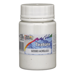 Gesso-Acrilico-True-Colors-80ml-Textura-Artistica