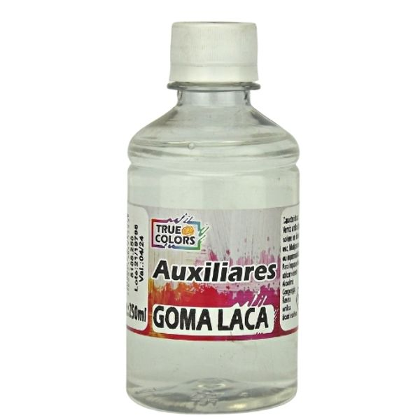 Goma-Laca-Alcool-Auxiliar-250ml---True-Colors