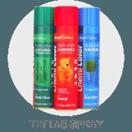 Tintas - Spray