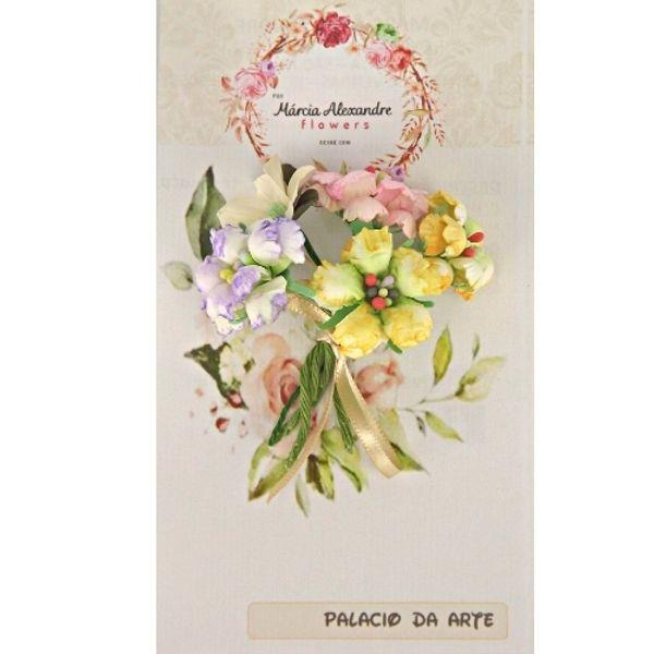 Flores-de-Papel-Artesanal-e-Perfumadas-00030-01-Dayse-Bouquet-Mesclada-com-1-unidade
