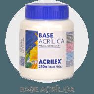 Tintas Auxiliares - Base Acrilica
