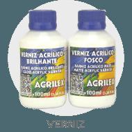 Tintas Auxiliares - Verniz