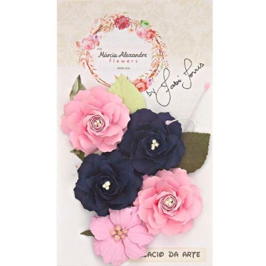 Flores-de-Papel-Artesanal-e-Perfumadas-Fabi-Torres-00015-08-Blueberry-com-Rosas