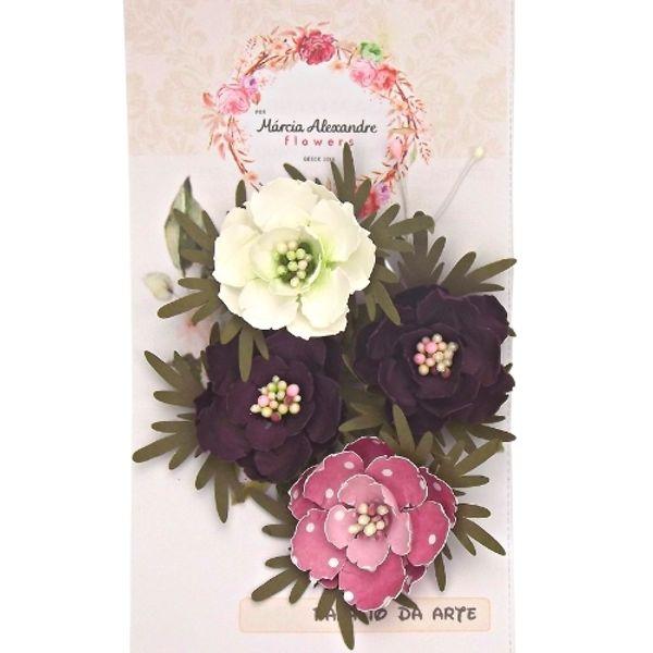 Flores-de-Papel-Artesanal-e-Perfumadas-Camily-0004-05-Torta-de-Amora