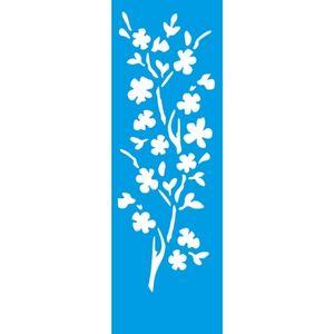 Stencil-Litocart-20x30cm-LSS-089-Rosto-Mulher