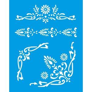 Stencil-Litocart-25x20cm-LSG-186-Cantoneira-Margarida