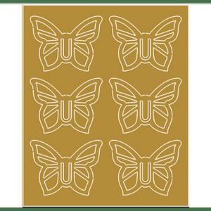 Aplique-em-Papel-Laminado-Dourado-Litoarte-FLR-004-Borboleta-7x85cm