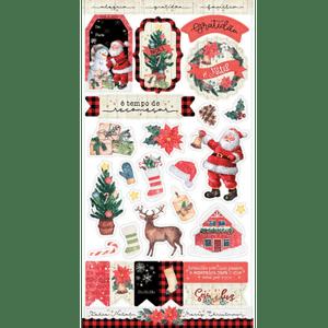 Apliques-em-Papel-Recortado-Die-Cut-Natal-Litoarte-LDCN-006-Noite-de-Natal